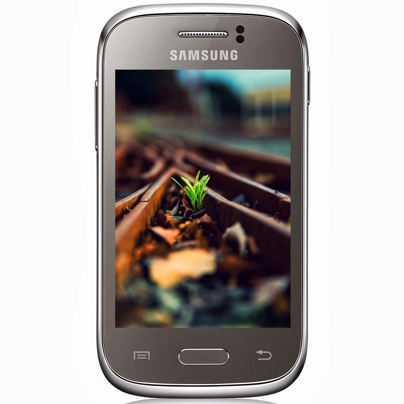 Spesifikasi Dan Harga Samsung Galaxy Young S6310 Silver Terbaru