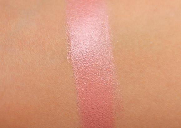 Estee Lauder Hot Coralline Lipstick Swatch
