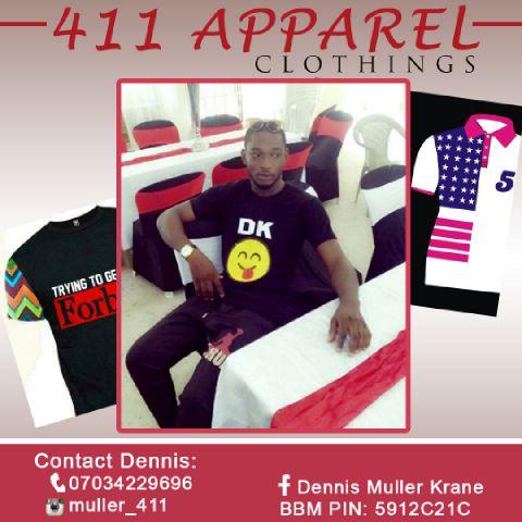 411 Apparels
