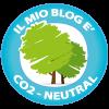 Questo blog è a impatto zero.
