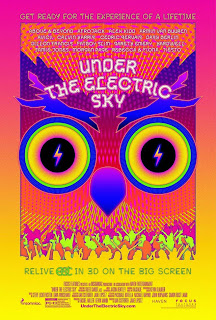 Watch Under the Electric Sky (2014) movie free online