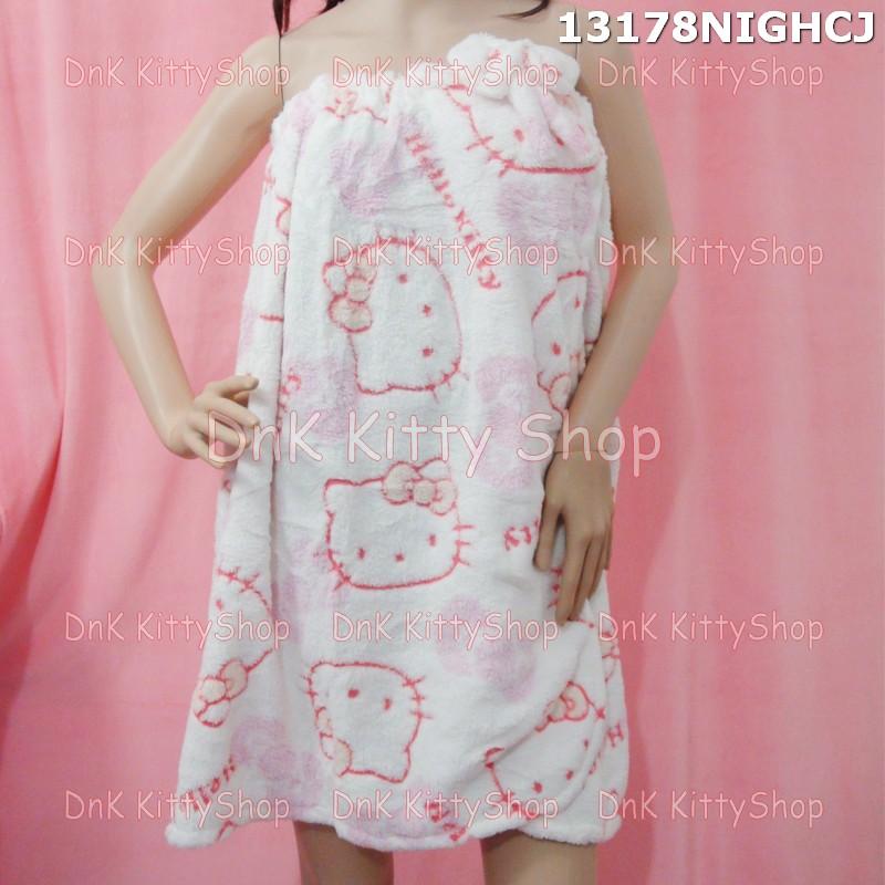 Baju Handuk Hello Kitty Dnk Kitty Figure Shop Jual
