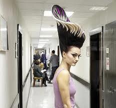 rambut terunik, model rambut terunik, rambut paling unik, rambut 2012, model rambut 2012, gara rambut terunik