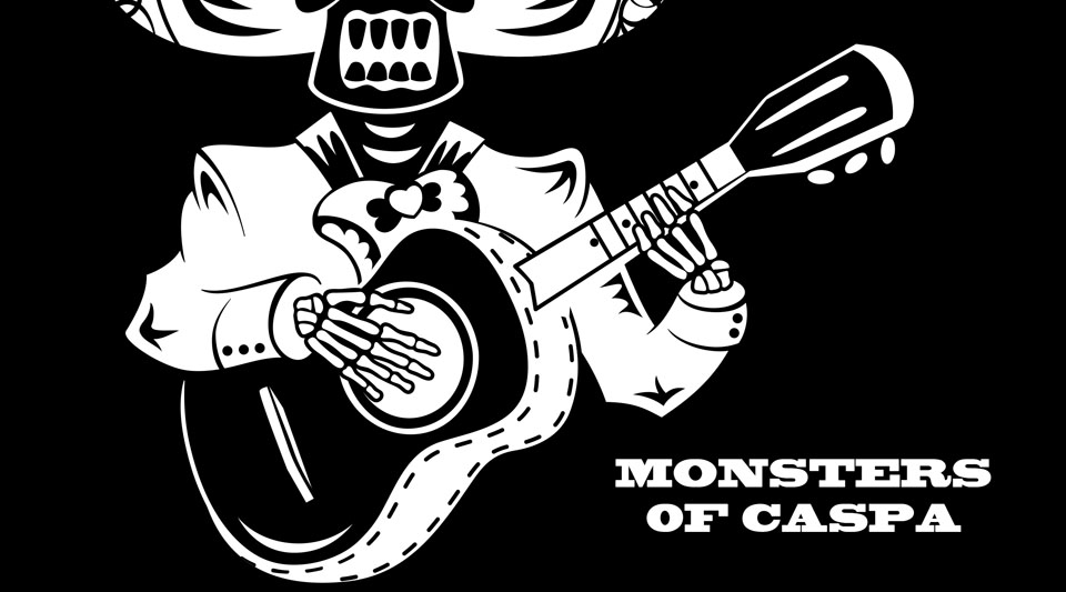Monsters of Caspa