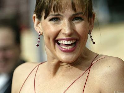 Jennifer Garner Smile Wallpaper