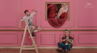 SHINee Dream Girl Taemin Key painting