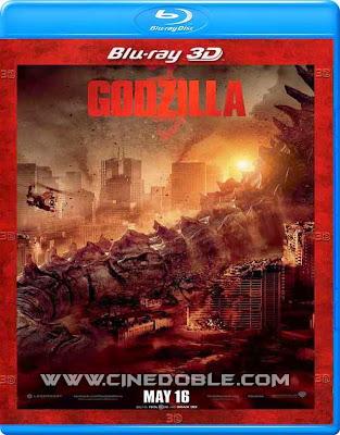 godzilla 2014 3d ou 1080p latino Godzilla (2014) 3D OU 1080p Latino