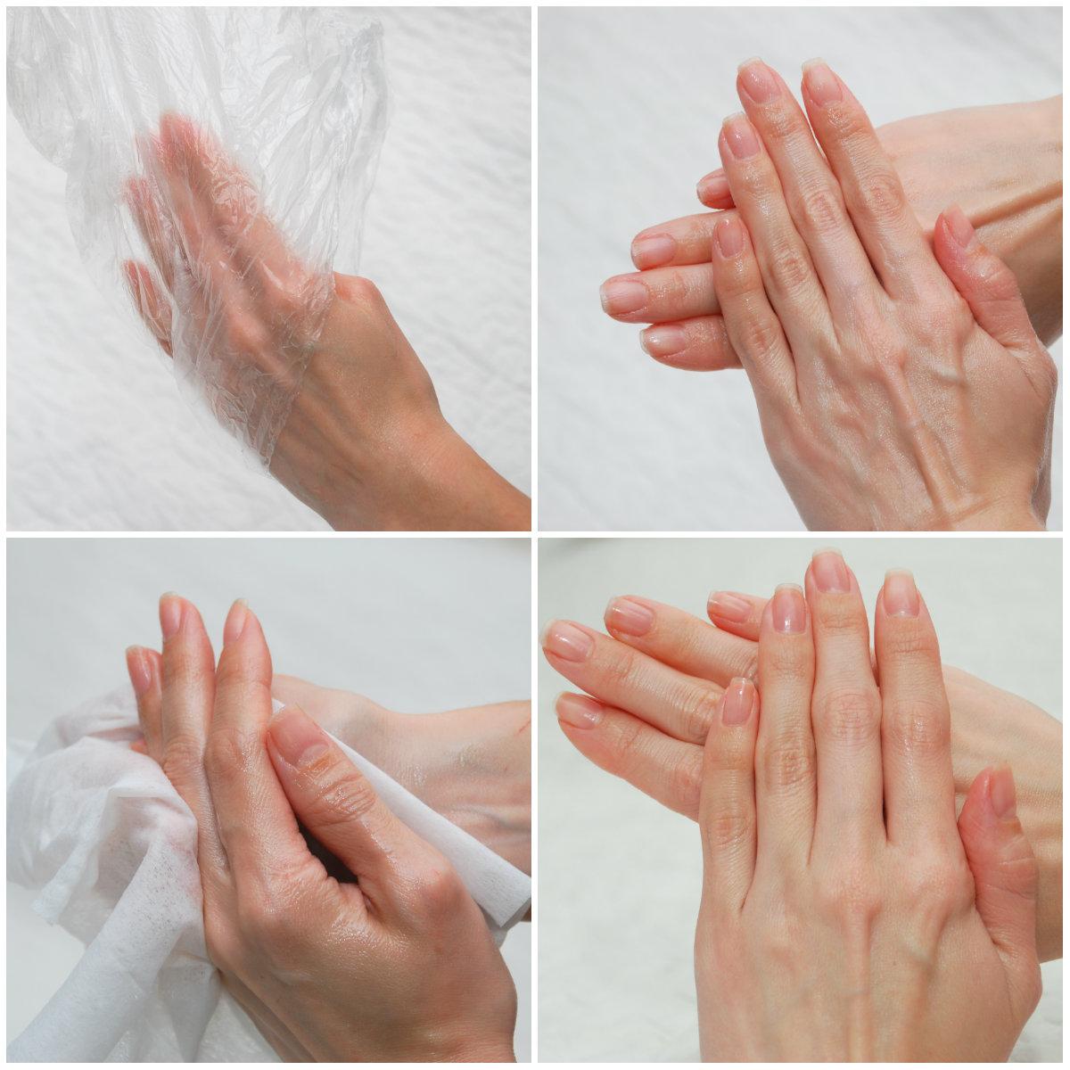 Лифтинг для кистей рук в домашних условиях