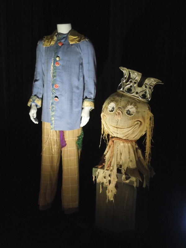 Scarecrow costume Return to Oz