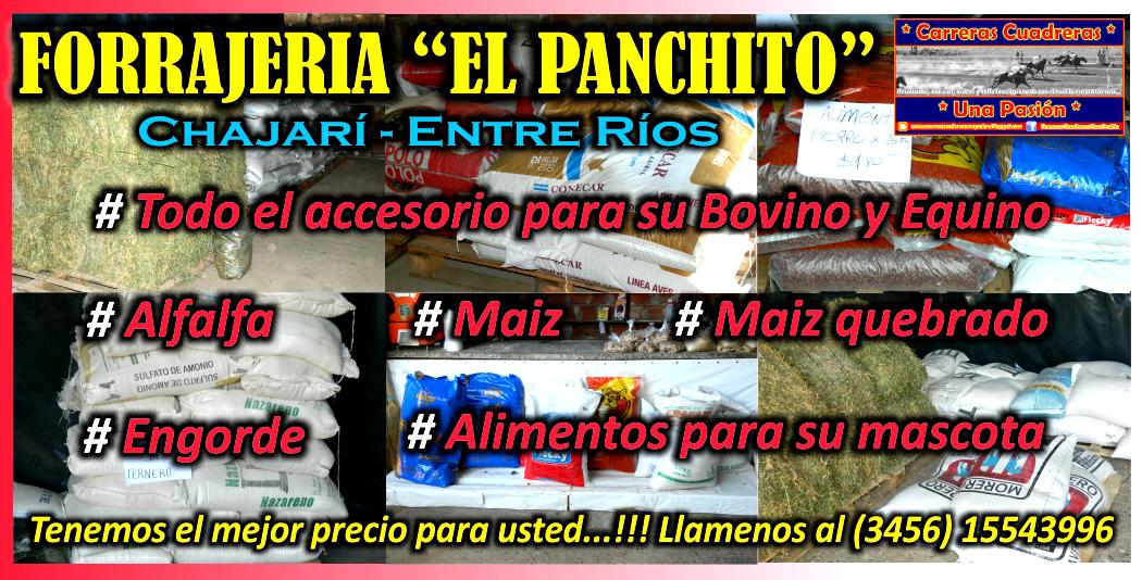 FORRAJERIA EL PANCHITO
