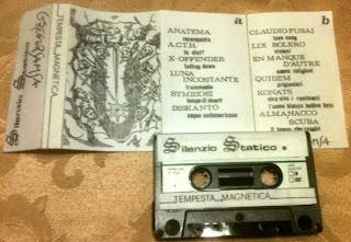 VA: Tempesta Magnetica K7 (1988, Silenzio Statico / Gregorsamsa)