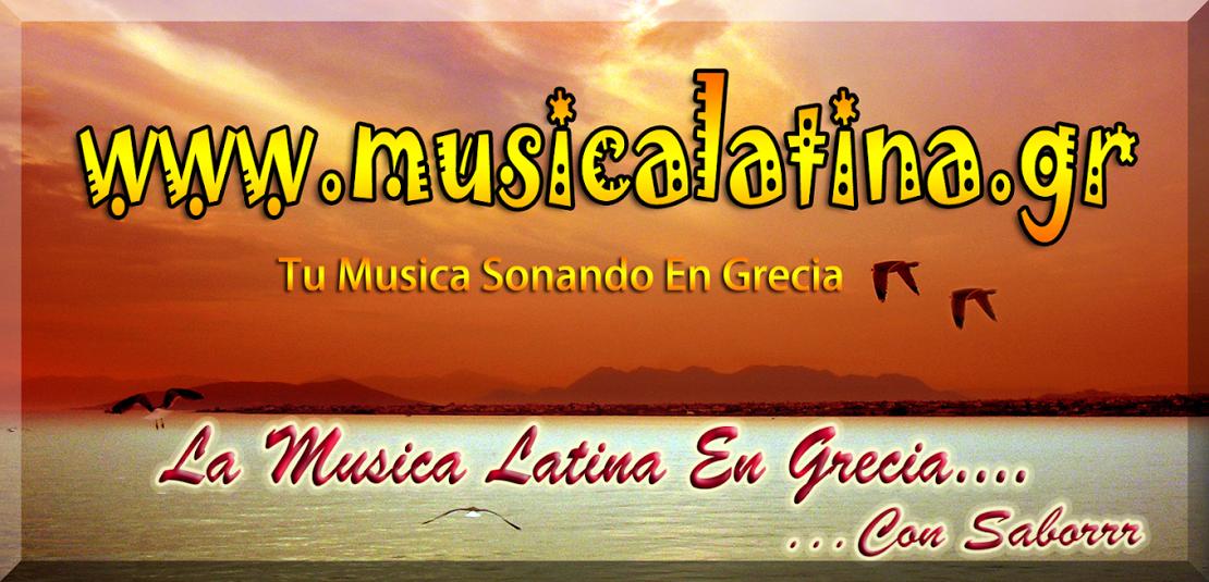 Musica Latina En Grecia .....Con Saborrr