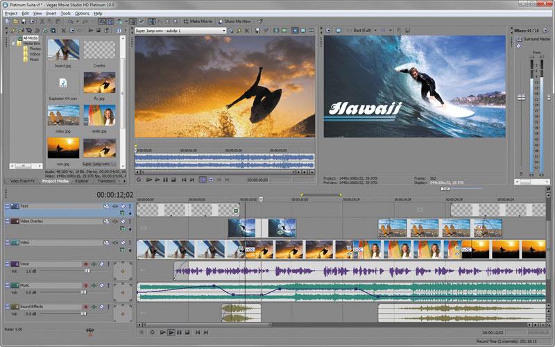 technology update top 10 best video editing software