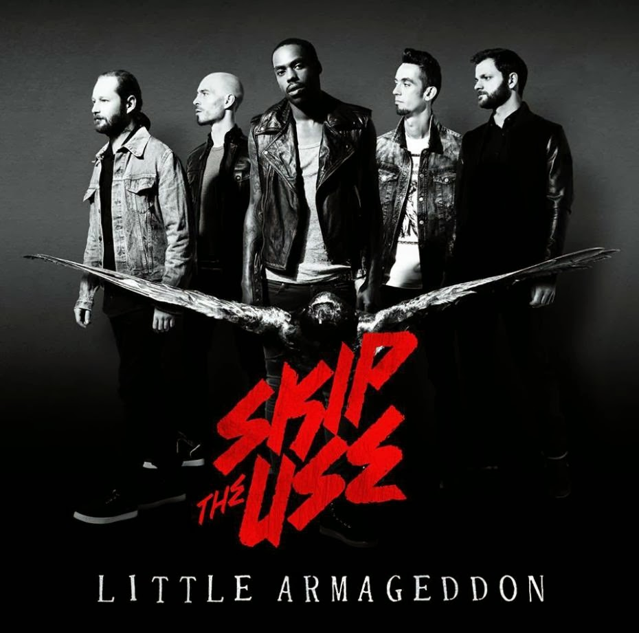 Skip The Use Mat Bastard Little Armageddon Rock Rock'n'Live Chronique Album Nameless World 2014 Polydor Universal