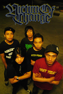 Victim Of Change Band Hardcore Bandung Foto Logo Cover Wallpaper Artwork