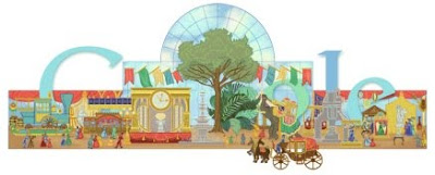 Google Celebrates 160th Anniversary of the First World Fair