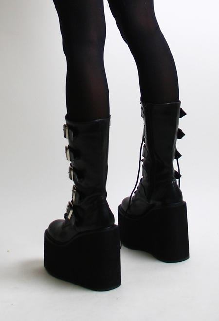 boots costume pic platform boots demonia