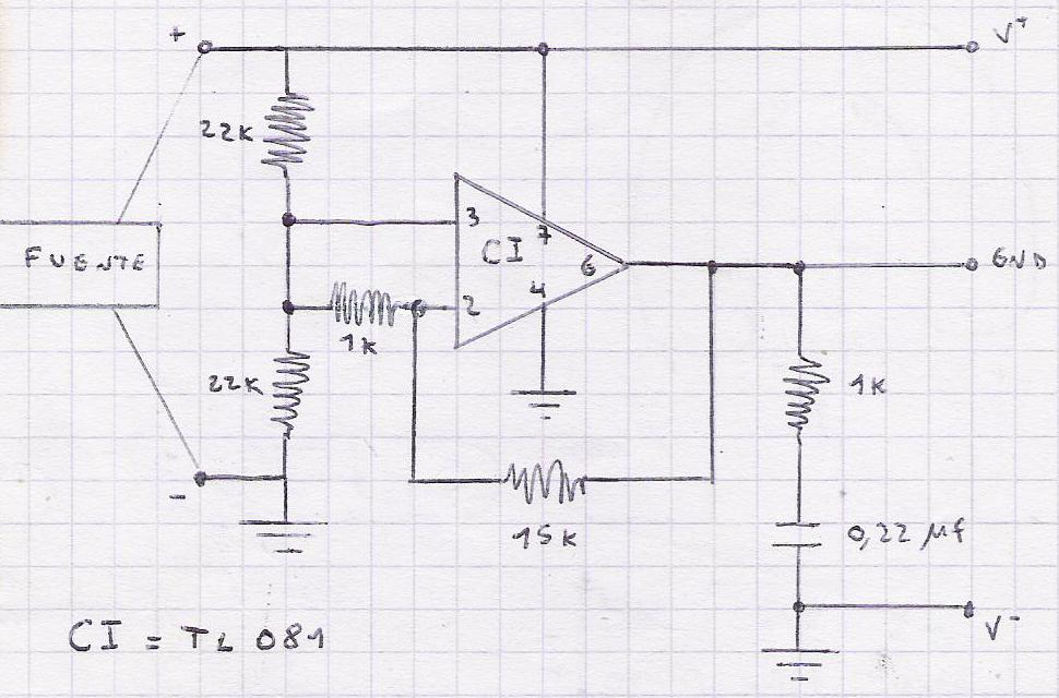 electr u00f3nica b u00e1sica  proyecto  fuente sim u00e9trica a partir de