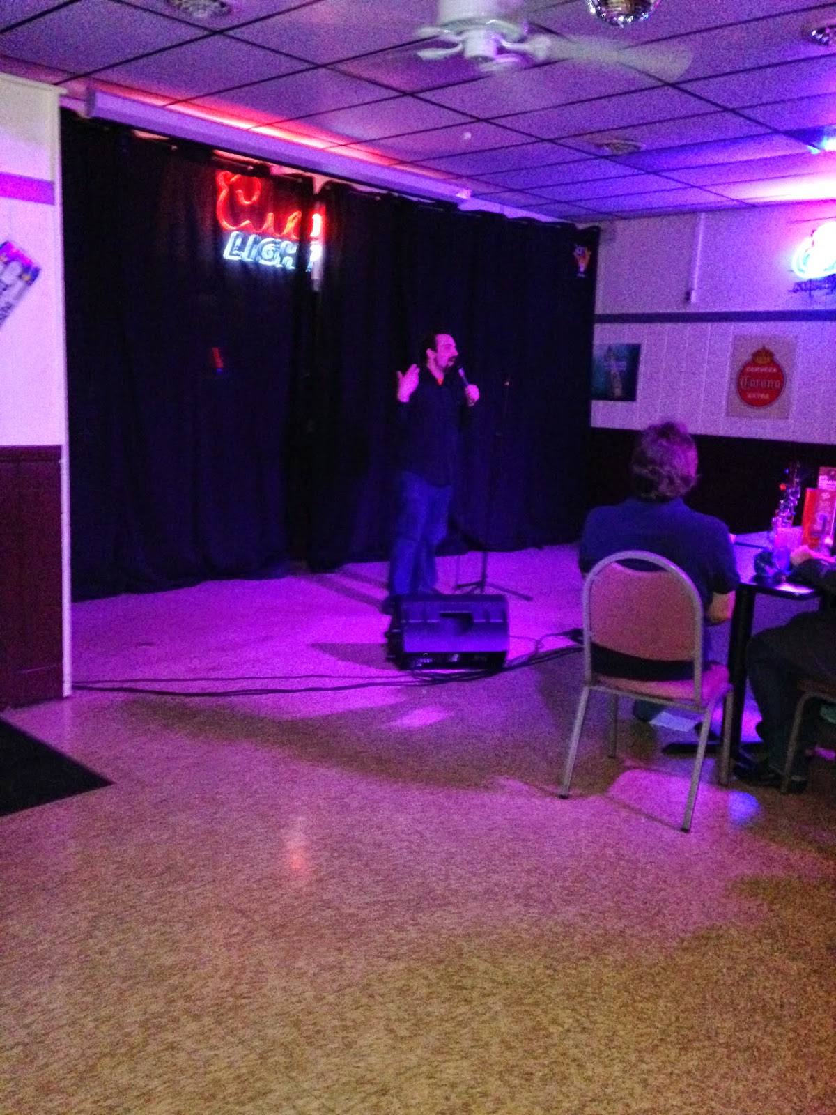 Stand-Up Comedian Chris Gullo