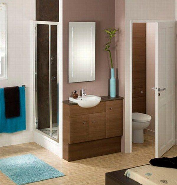 gambar kamar mandi minimalis modern