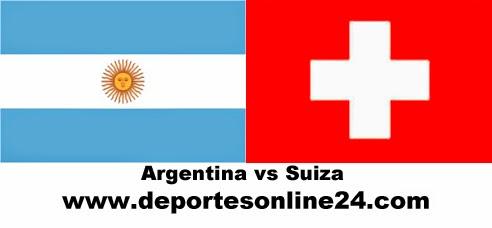 Argentina - Suiza Mundial 2014