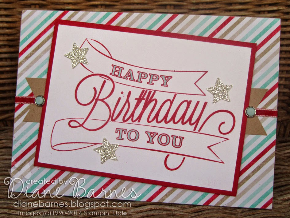 Colour me happy another great year quick easy birthday cards the bookmarktalkfo Choice Image