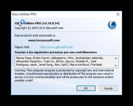 Glary Utilities PRO Full serial gratis
