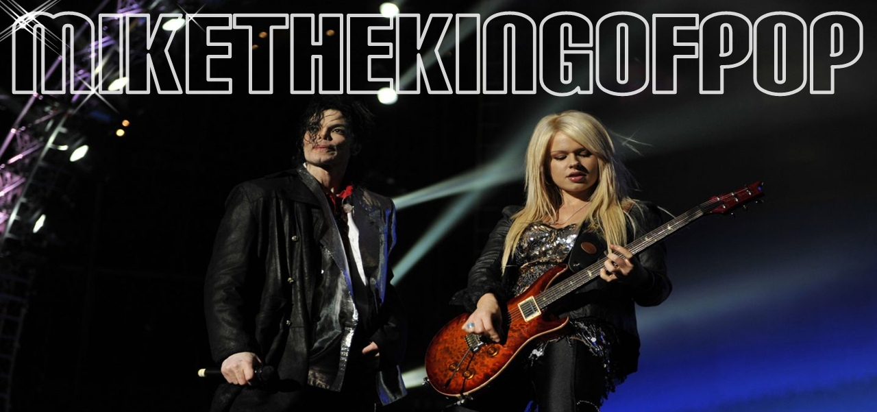 Mike The  King  of  Pop