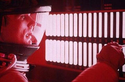 2001 space odyssey dated awsome