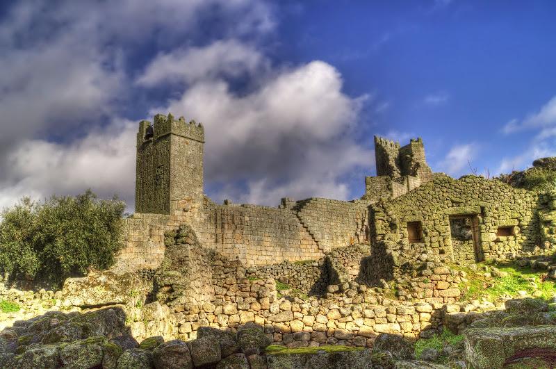 Castelo de Marialva, outra das aldeias históricas de Portugal