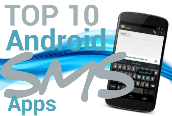 10 Best Android SMS App for an SMS Shooting Bender