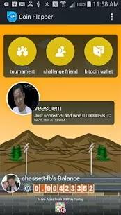 Cara Mendapatkan Bitcoin Dengan Game Android Coin Flapper