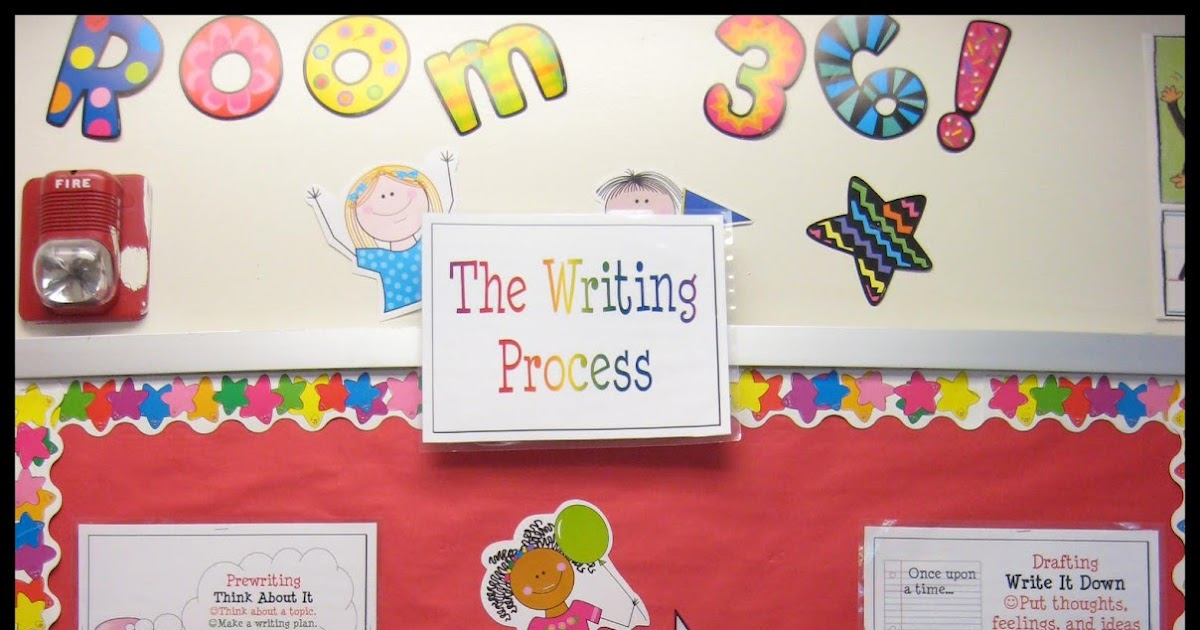 writing process kindergarten