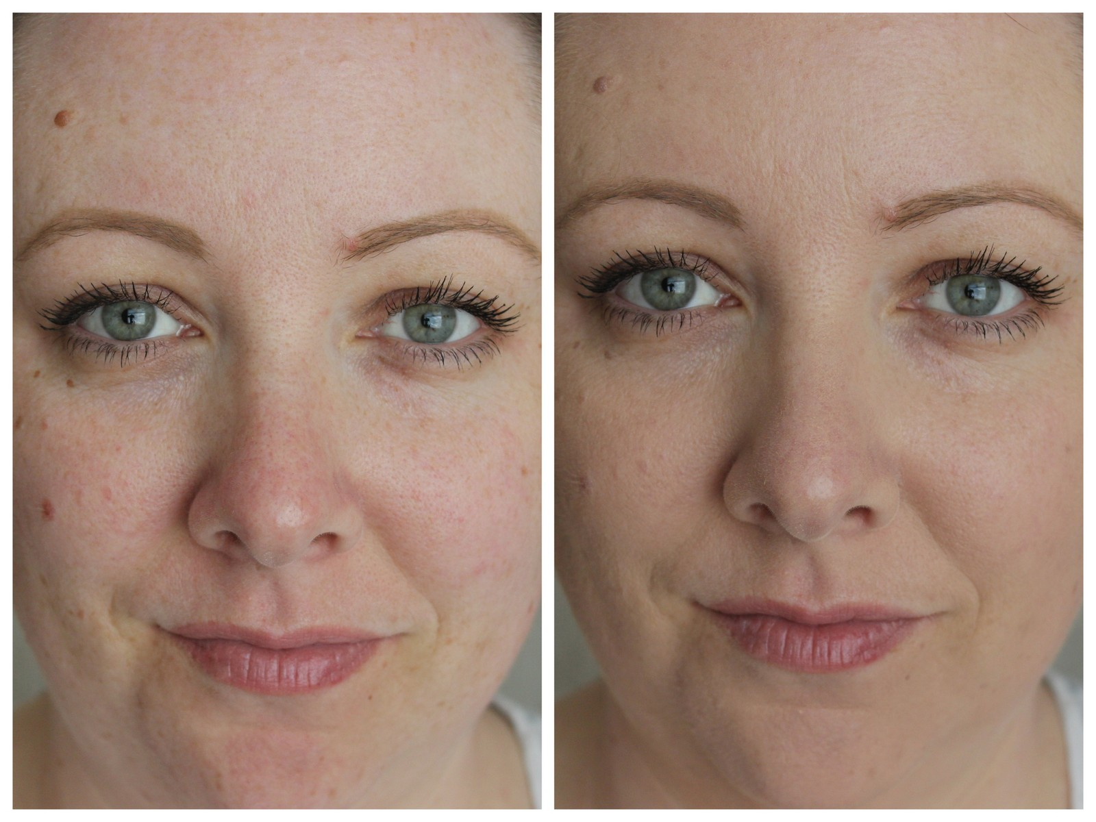 Rimmel Match Perfection Foundation Review Before After Photos Loreal True Perfecting Powder Get Away With The Second Lightest Shade 103 Ivory But For Anyone Paler Than Me Youll Have To Look Elsewhere Something Thatll You