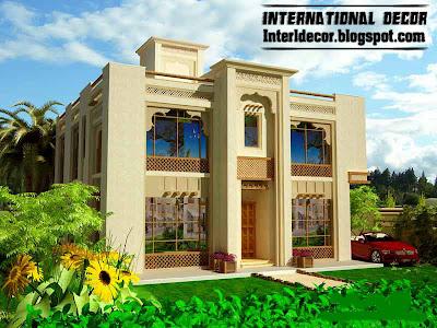 Modern exterior villa designs ideas 2013, modern exterior houses ...