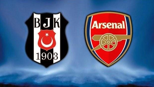 27.08.2014 Arsenal Beşiktaş Rövanş Maçı Hangi Kanalda? 27 Ağustos Arsenal Beşiktaş Maçı Naklen Hangi Kanalda?