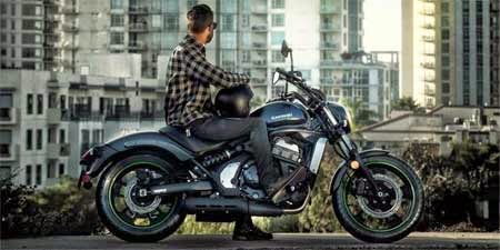 review Kawasaki Vulcan S