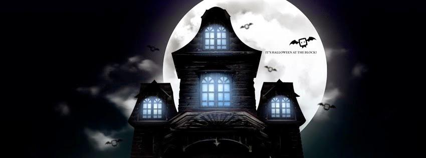 Ảnh bìa Facebook Halloween đẹp