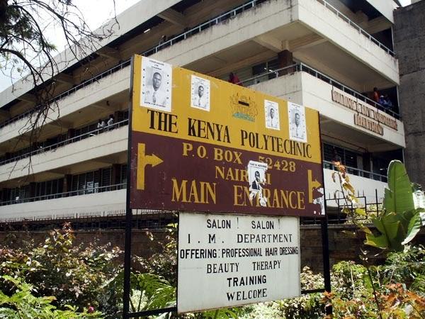 kenya polytechnic university college courses and cluster. Black Bedroom Furniture Sets. Home Design Ideas