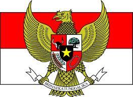 Bendera Garuda Pancasila dan Merah Putih Indonesia Jaya ...!!!