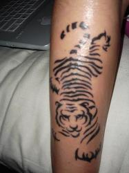 Tattoo-Tiger-Design