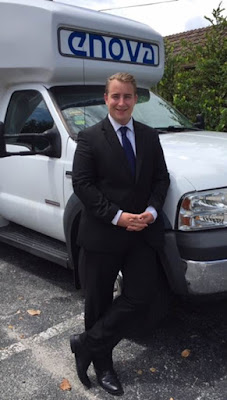 Enova Worldwide Chauffeured Transportation Appoints VP of Sales and Marketing For Affiliate Division