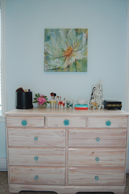 How to Refinish a Dresser by Cicely Ingleside