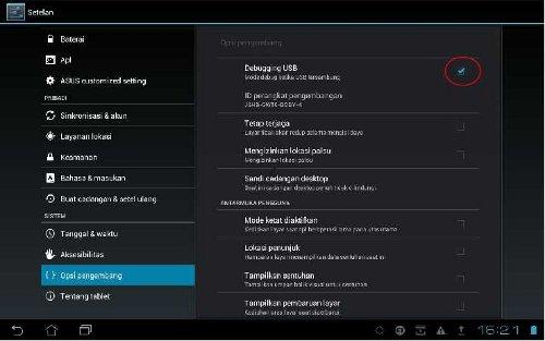 Cara sharing atau koneksi internet dari android ke pc atau laptop ...