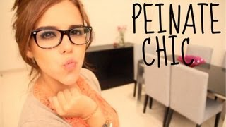 Perfecta para regresar a Clases ! YouTube - Peinados Para El Colegio Yuya