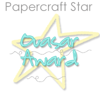 Papercraft  Star Quasar award  winner ...Oct 2012