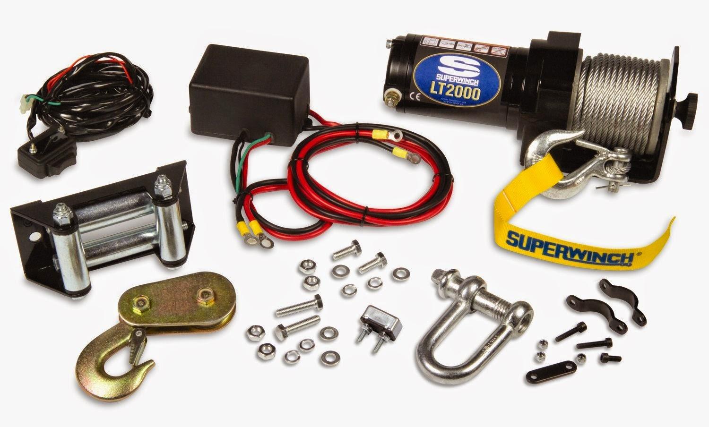 superwinch lt2000 12 volt atv winch 2 000 lb capacity ~winch and superwinch 1120210 lt2000 12 volt atv winch 2 000 lb capacity