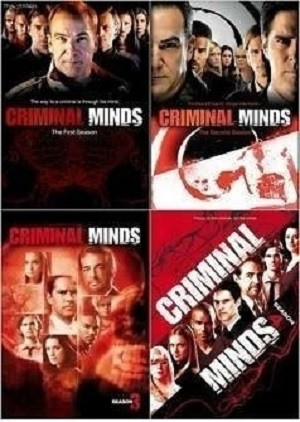 Criminal Minds - Todas as Temporadas Legendadas Séries Torrent Download capa