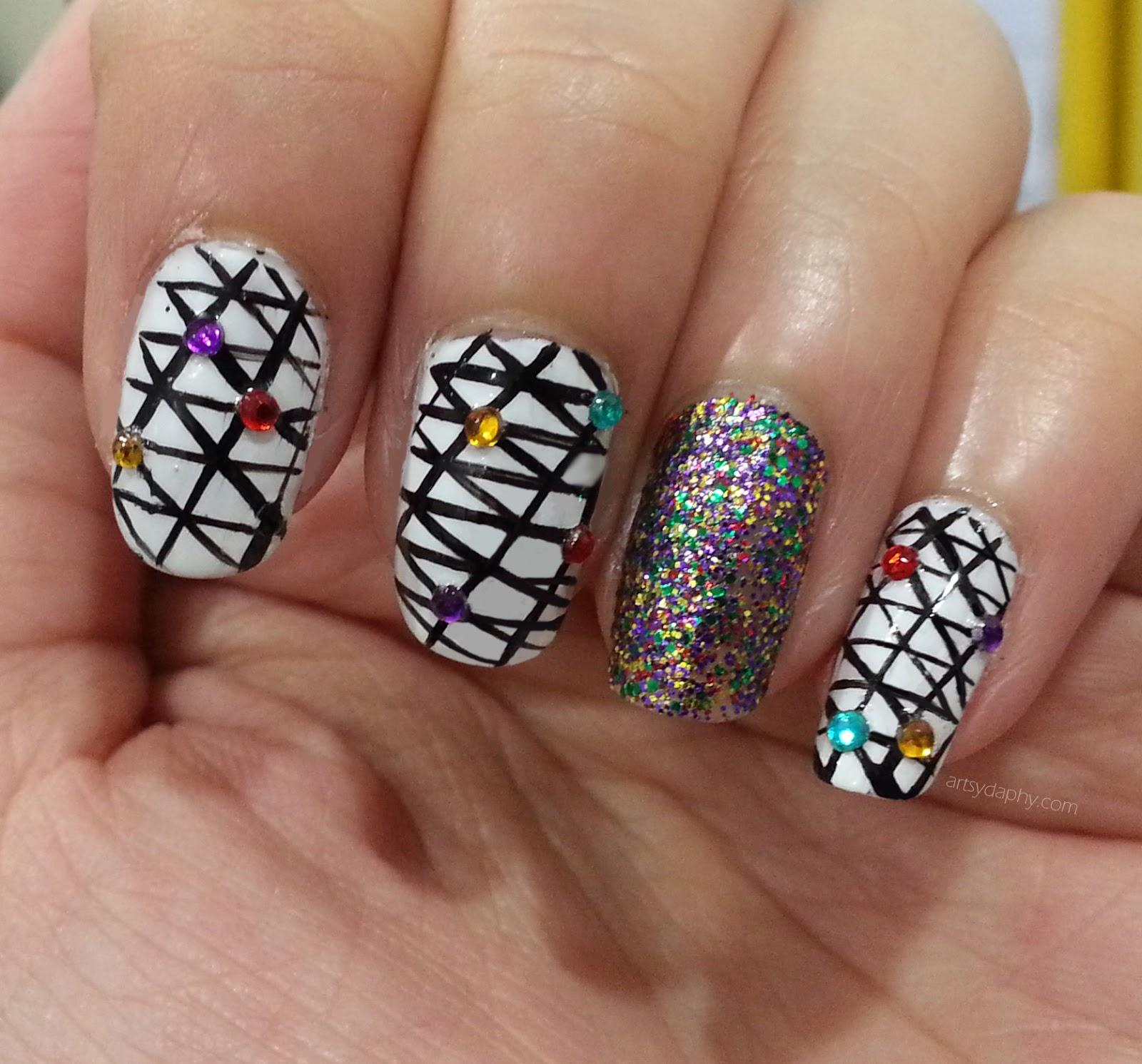 nail art Archives - ArtsyDaphy.com