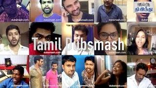 Tamil Celebrities Actor Actress Dubsmash Special Video,Anirudh,Radhika,Vishal,Soori,Simbu,Prem Ji,Iman Watch Online Free Download